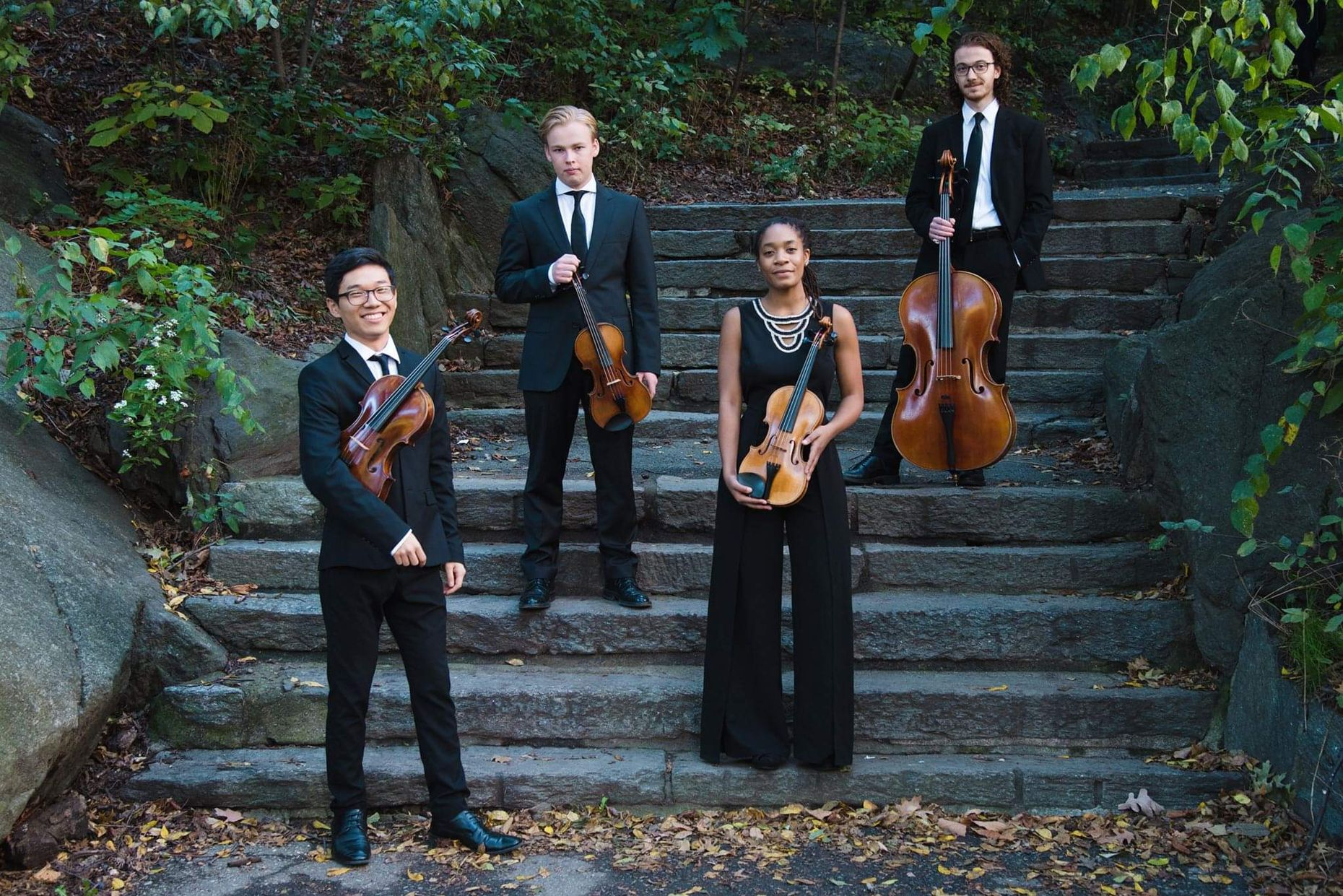WQXR Presents Midday Masterpieces: Inside Juilliard Chamber Music
