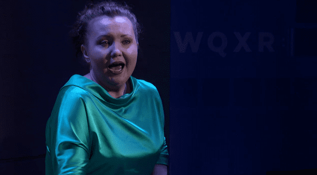 Albina Shagimuratova performs live in The Greene Space