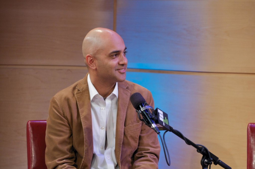 Ayad Akhtar live in The Greene Space