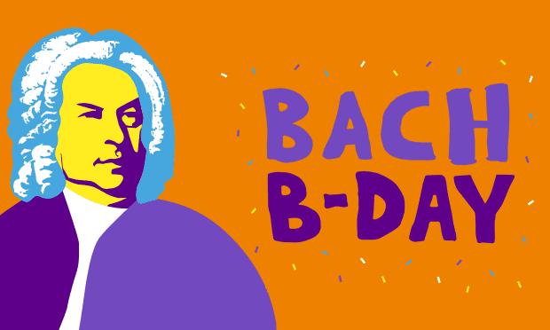 WQXR Presents: Bach Birthday Bash