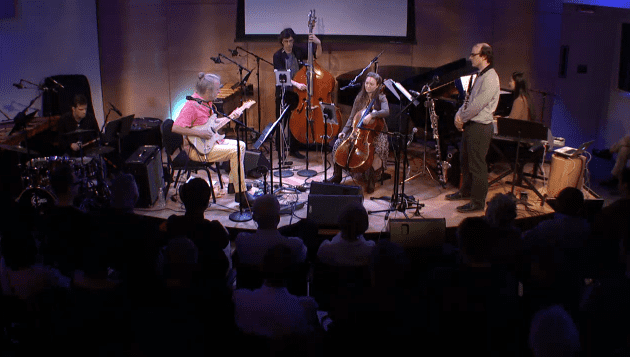 Bang on a Can All-Stars live in The Greene Space