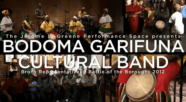 Behind the Music: BODOMA Garifuna Cultural Band