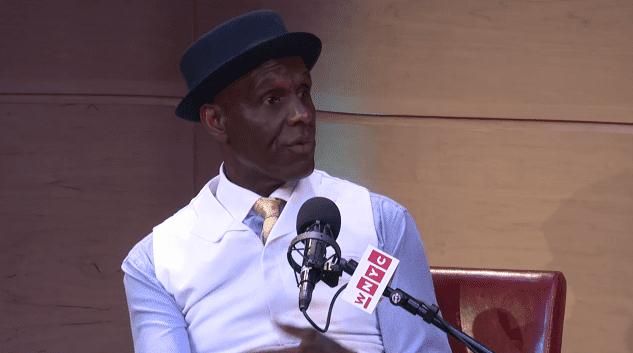 The legendary Dapper Dan of Harlem live in The Greene Space