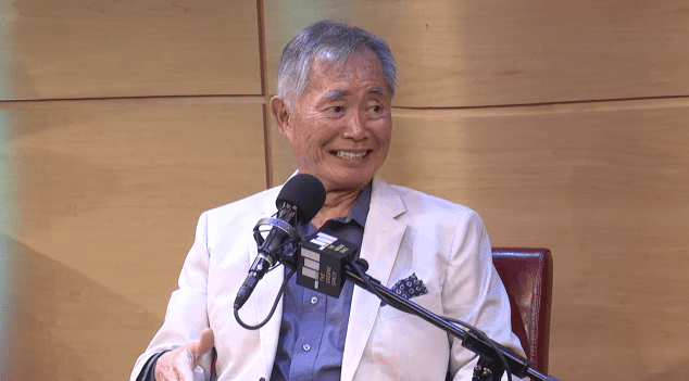 George Takei live in The Greene Space