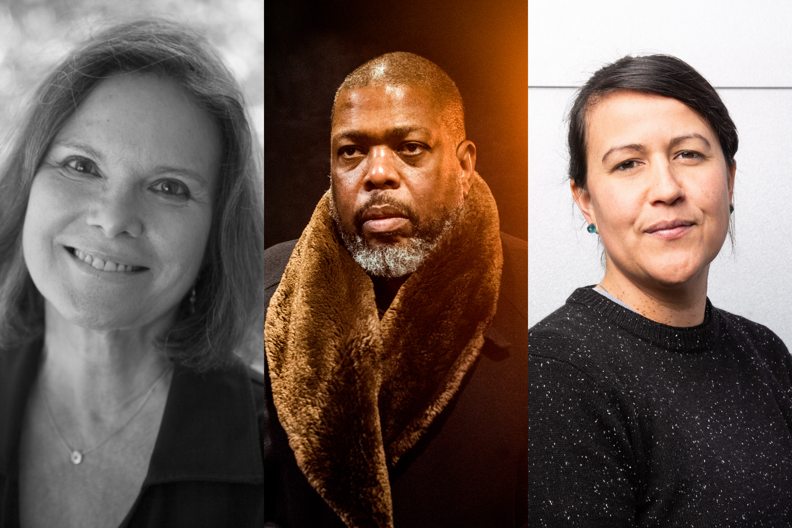 Hilton Als in Conversation with Carolyn Forché and Natalie Diaz