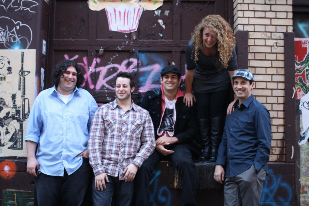 Funk/soul band Heylady, winners of the 2014 Brooklyn Battle of the Boroughs