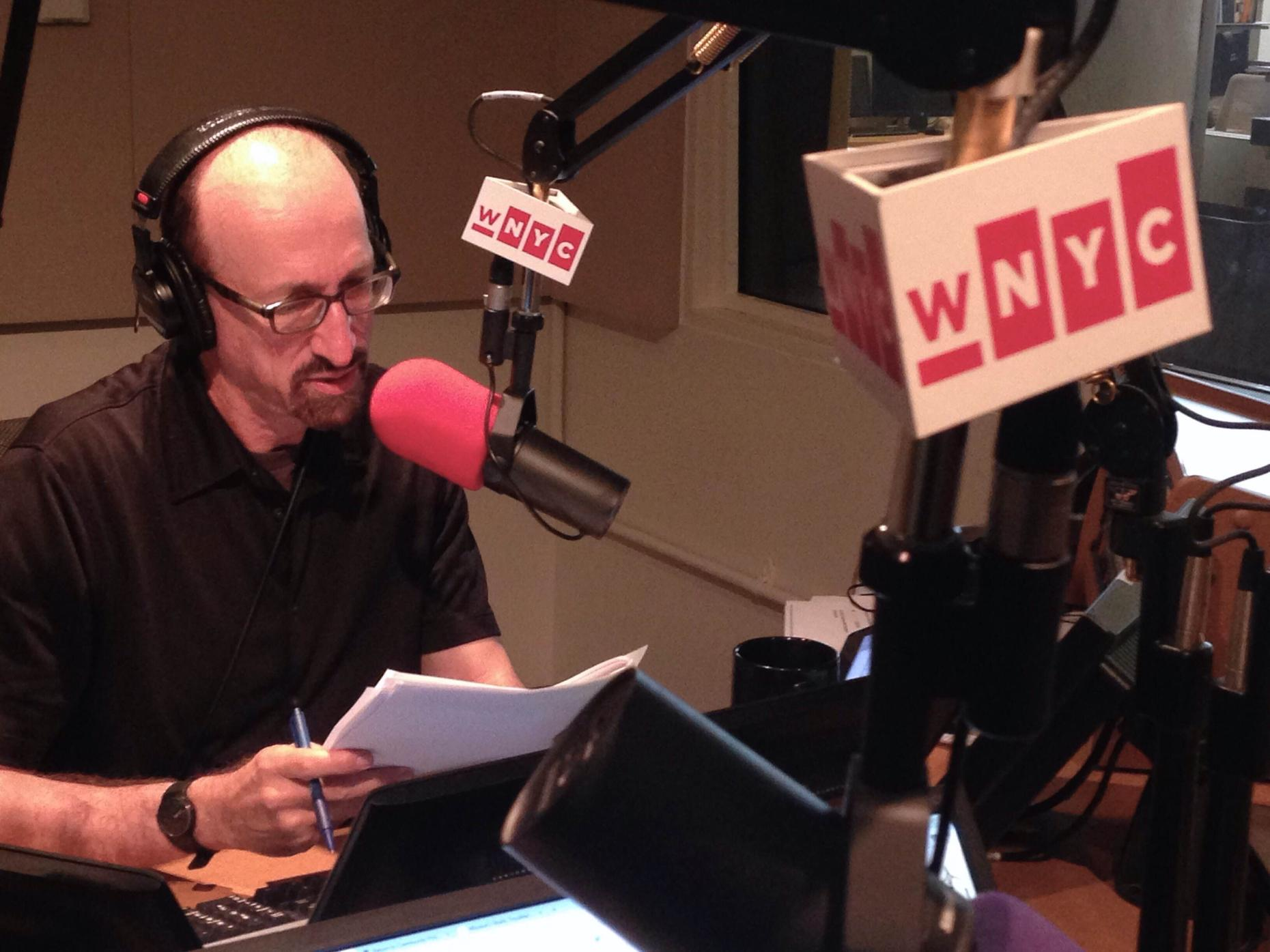 The Brian Lehrer Show Live with Bill Moyers, Brooke Gladstone, Chris Hayes and Christina Greer