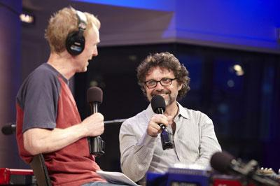 Television composer Jeff Richmond talks '30 Rock' and 'Saturday Night Live'