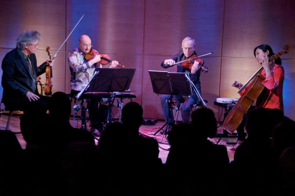 Kronos Quartet celebrating 40 years with a performance in The Greene Space