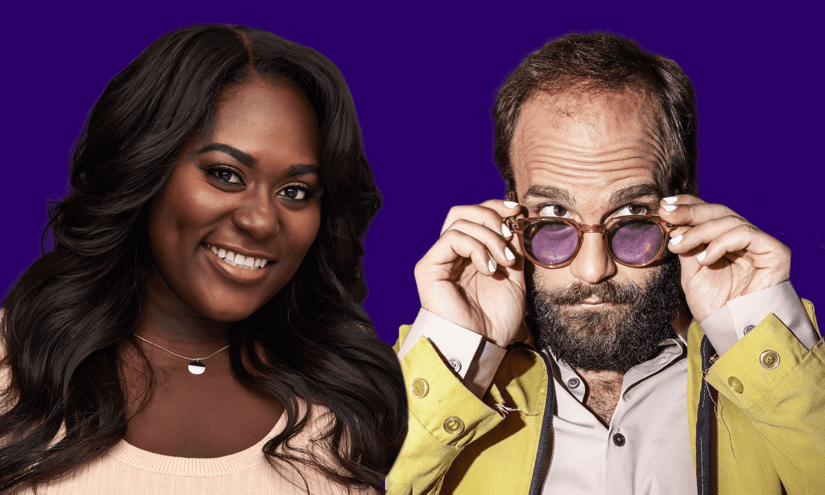 Late Night Whenever, with Danielle Brooks and Ben Sinclair