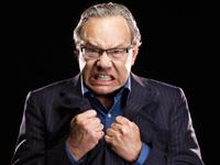 The Always Funny and Unexpected Lewis Black In Conversation