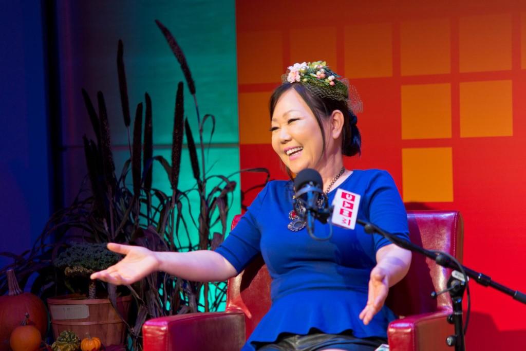 YouTube cooking star Maangchi talks Korean cuisine in The Greene Space
