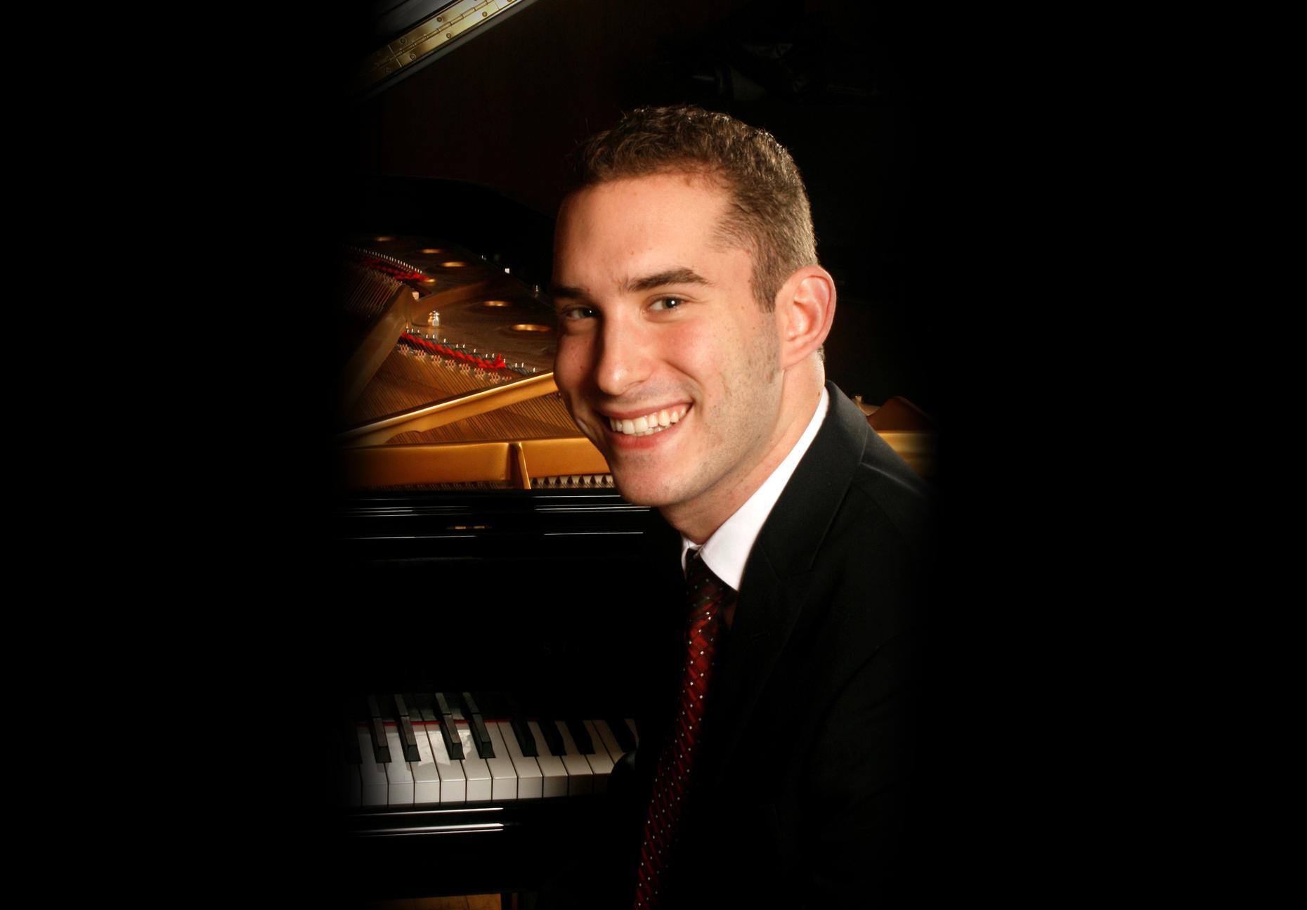 WQXR Presents Midday Masterpieces: Pianist Mackenzie Melemed