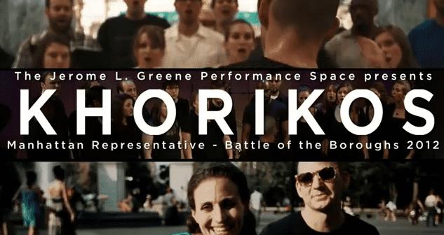 Behind the Music: KHORIKOS