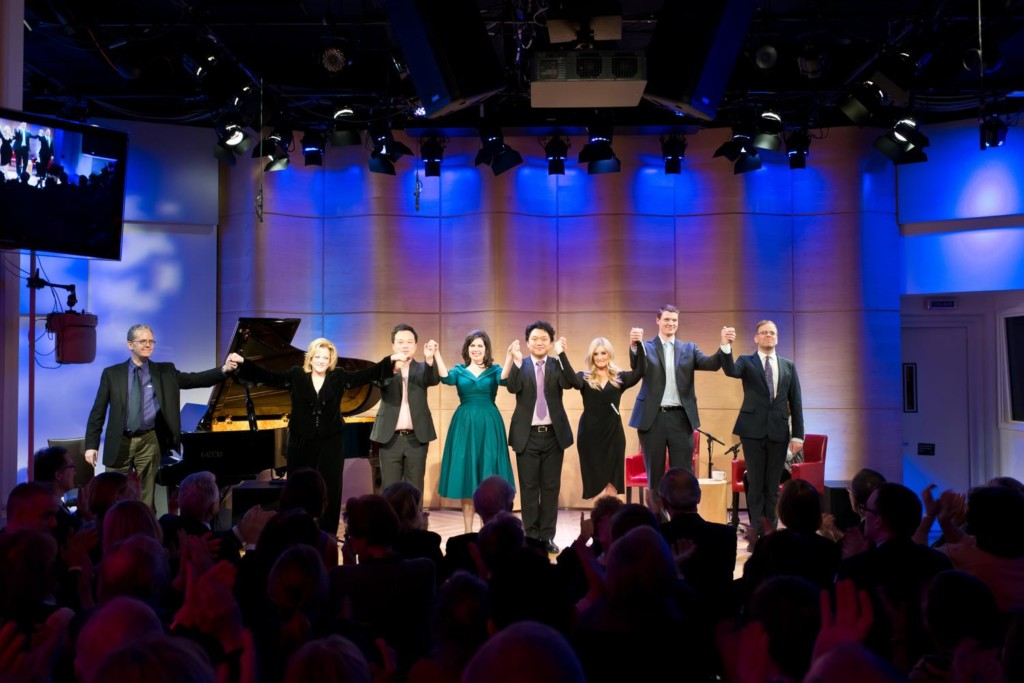 The 2014 Metropolitan Opera National Council Award winners, live in The Greene Space