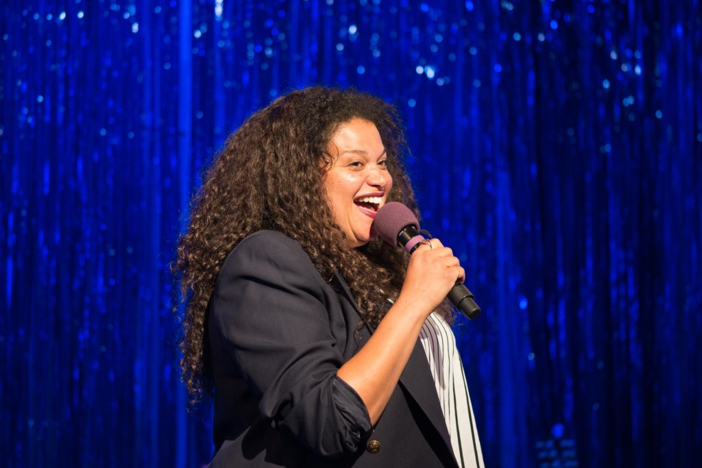 Comedian Michelle Buteau