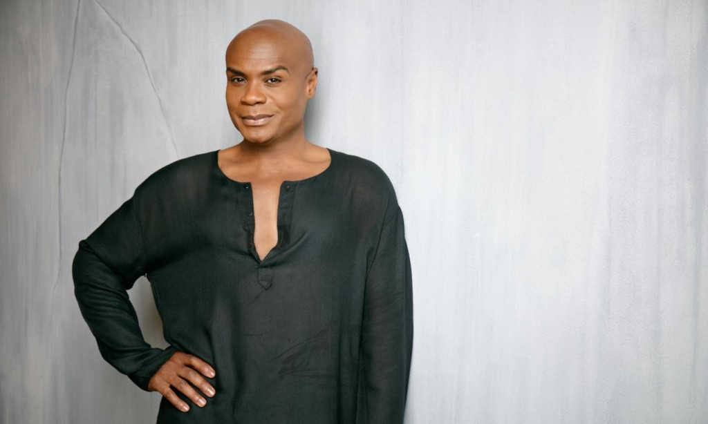 Guest Performer: Nathan Lee Graham
