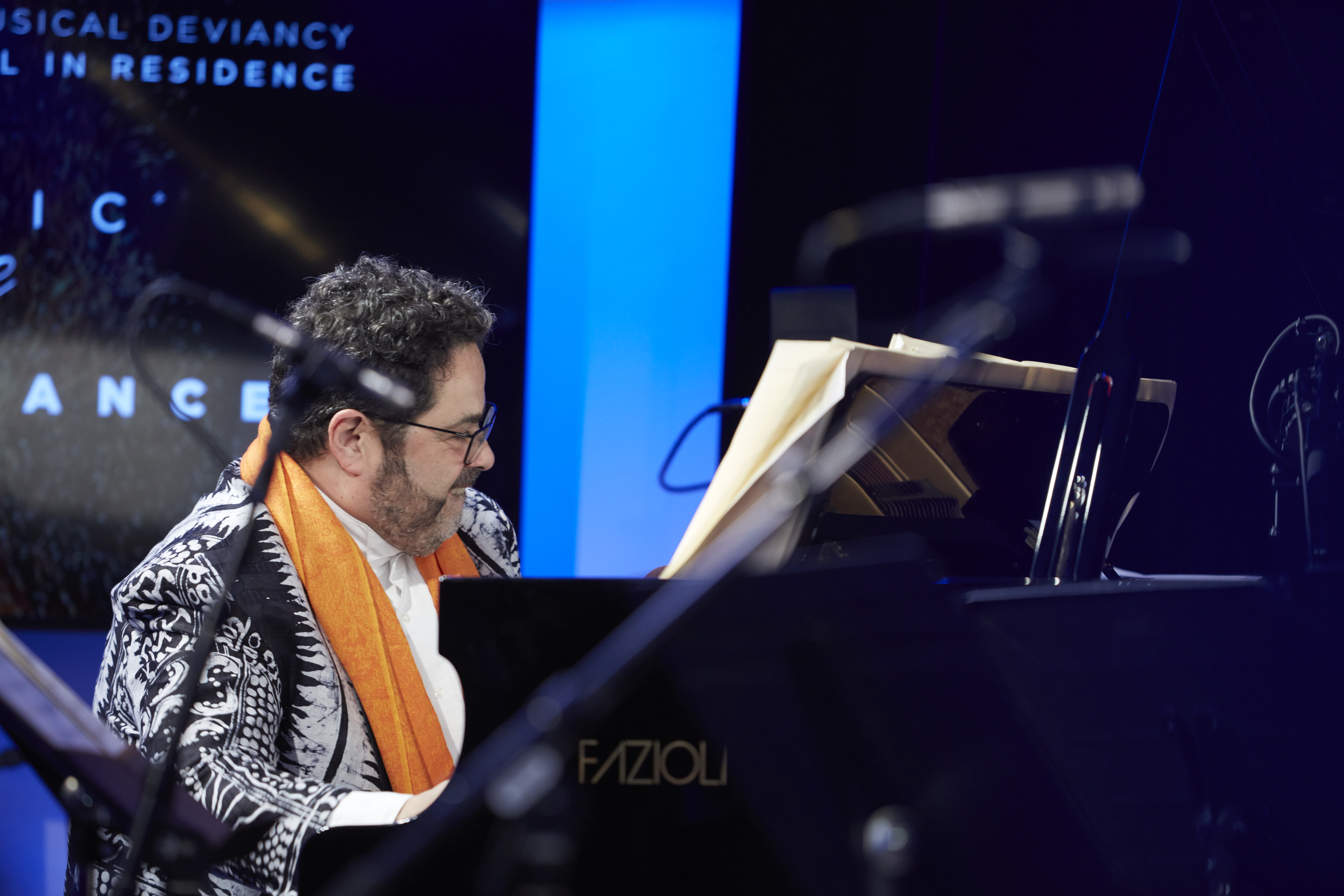 Radical Acts & Musical Deviancy: Arturo O'Farrill in Residence