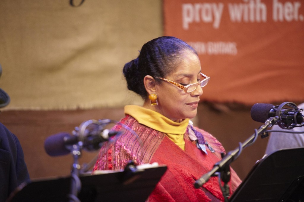 """Phylicia Rashad as Aunt Ester in """"Gem of the Ocean,"""" recorded live in The Greene Space in 2013"""