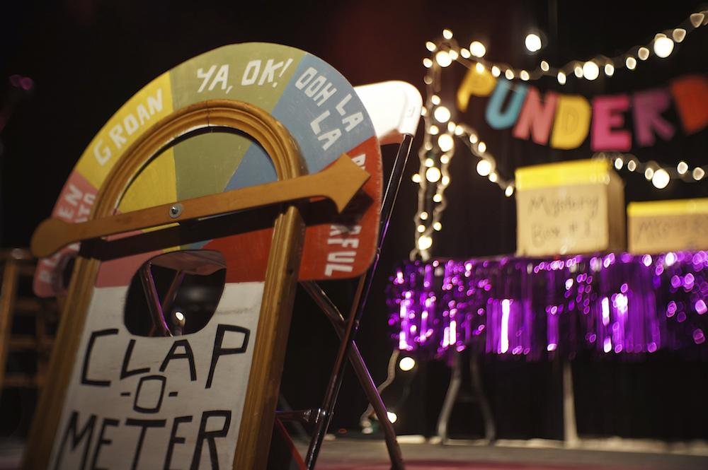 Punderdome: New York's Most Puntastic Competition