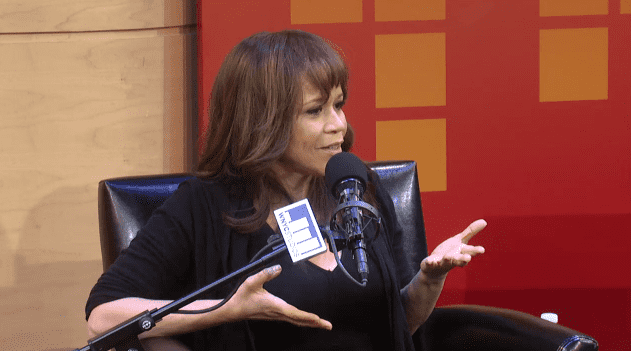 Rosie Perez live at The Greene Space