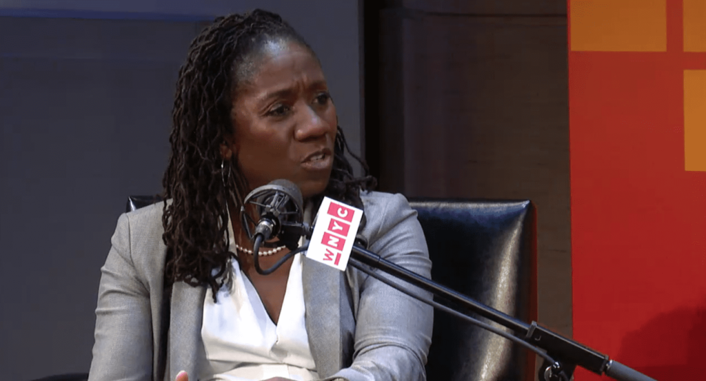 Sherrilyn Ifill, president and director-counsel of the NAACP Legal Defense and Educational Fund