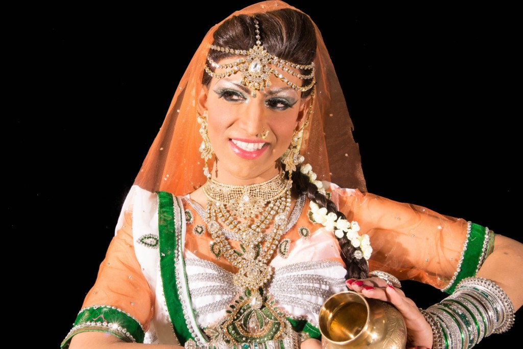 Renowned drag performer Sundari