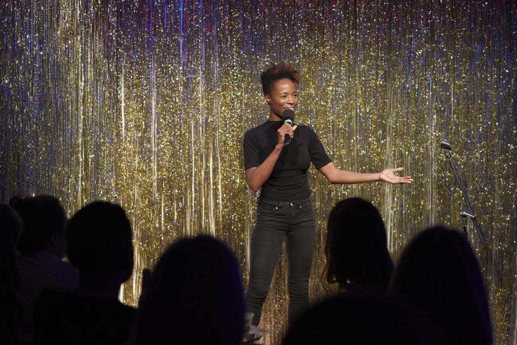 Comedian Sydnee Washington
