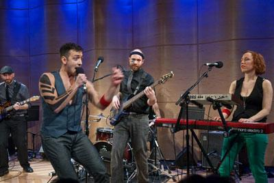 The Great Apes to Bring Electro-Funk Sound to The Greene Space