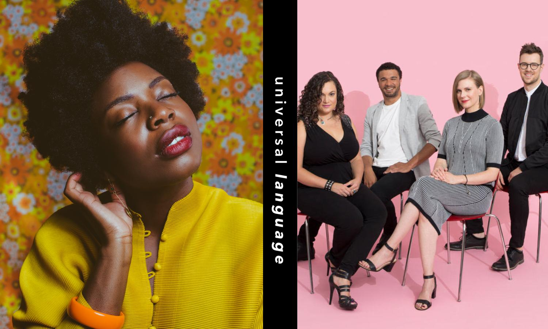 Universal Language: Music & Talk with Melanie Charles and PUBLIQuartet