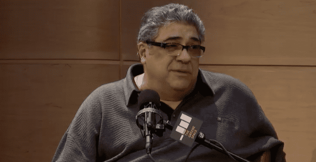 Vincent Pastore talks about his role in the musical