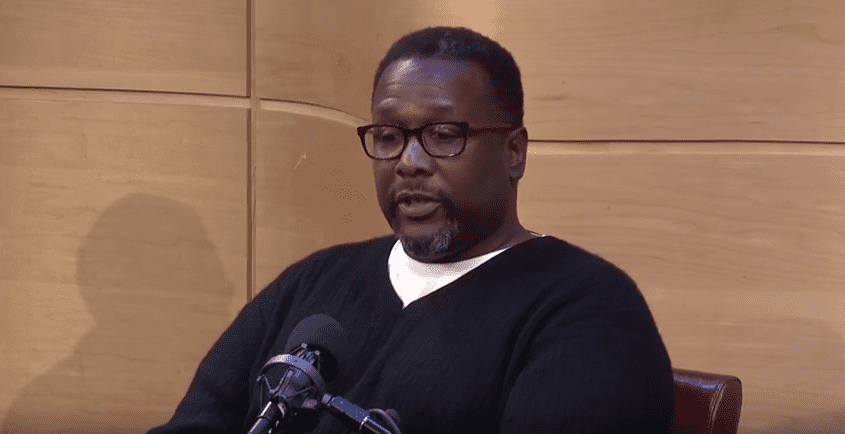 Actor Wendell Pierce live in The Greene Space