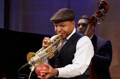 Esperanza Spalding, Wynton Marsalis, Jazz at Lincoln Center Orchestra and More