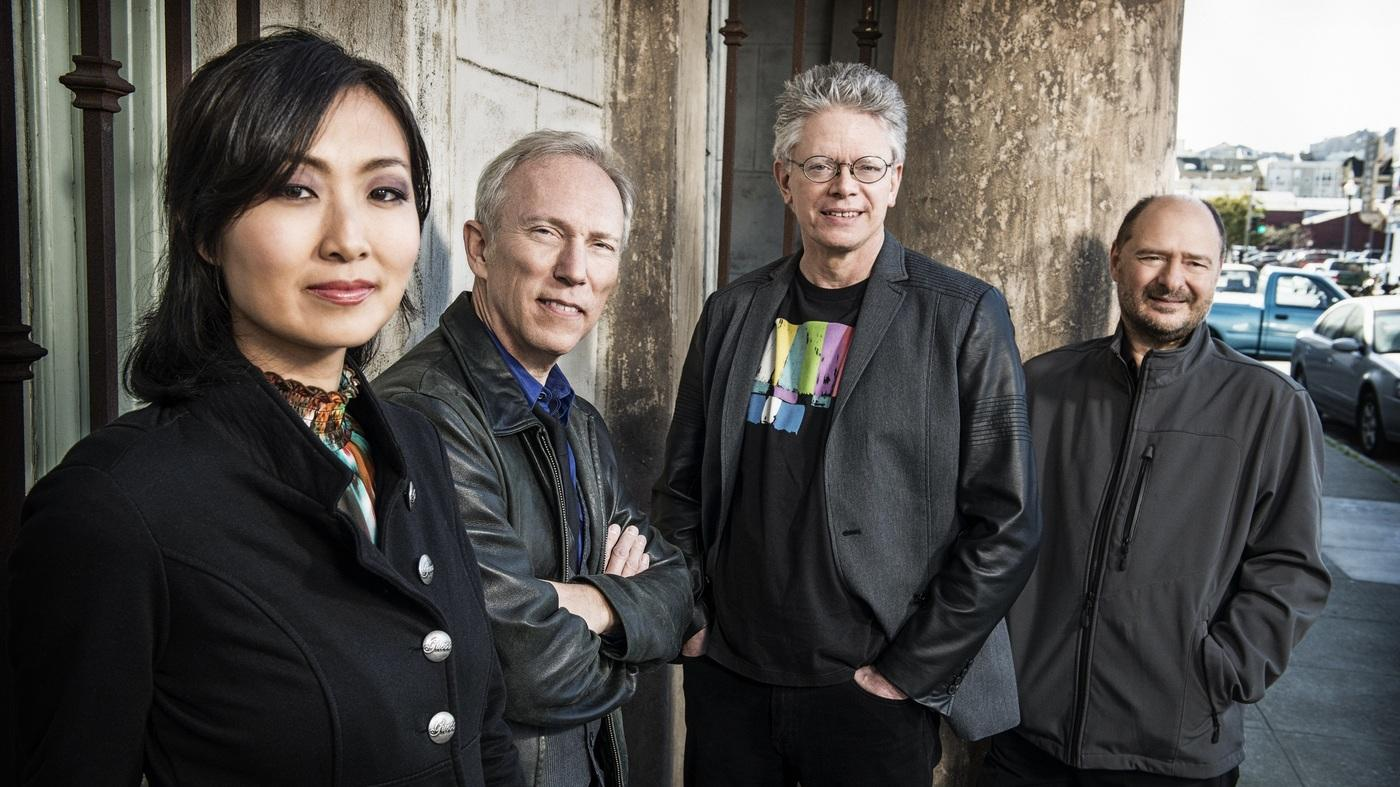 Music Break: Revisit Kronos Quartet's 40th Anniversary Concert