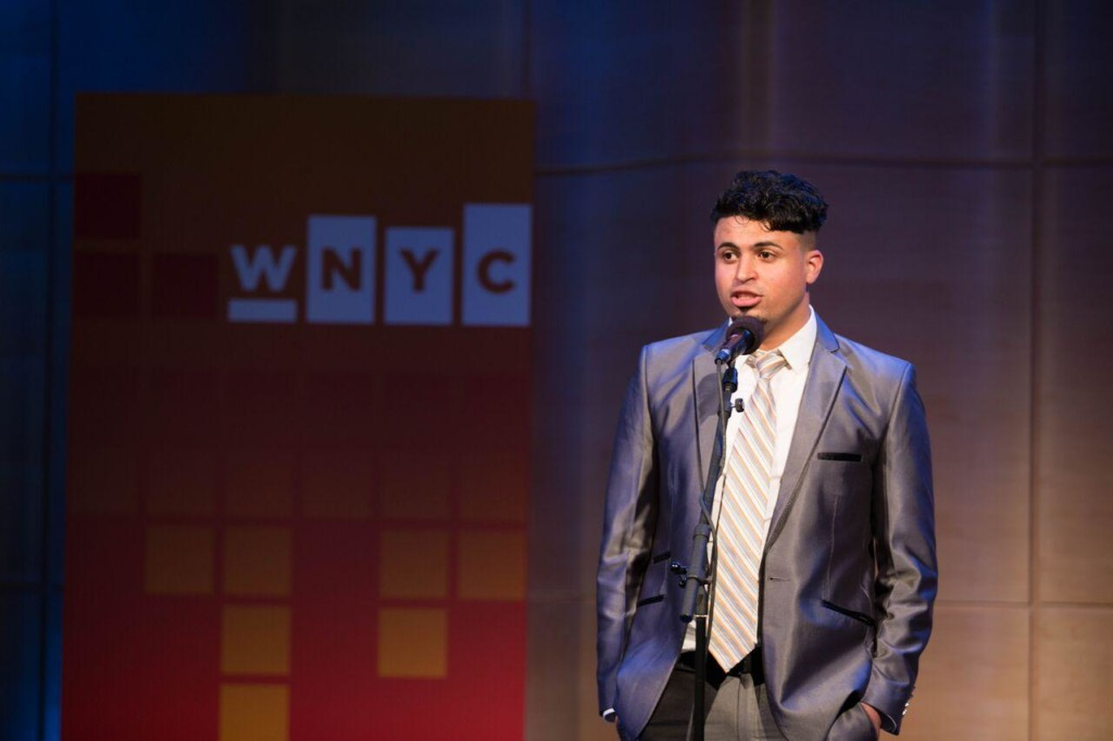 Mukhtar Essa performs in The Greene Space at WNYC.