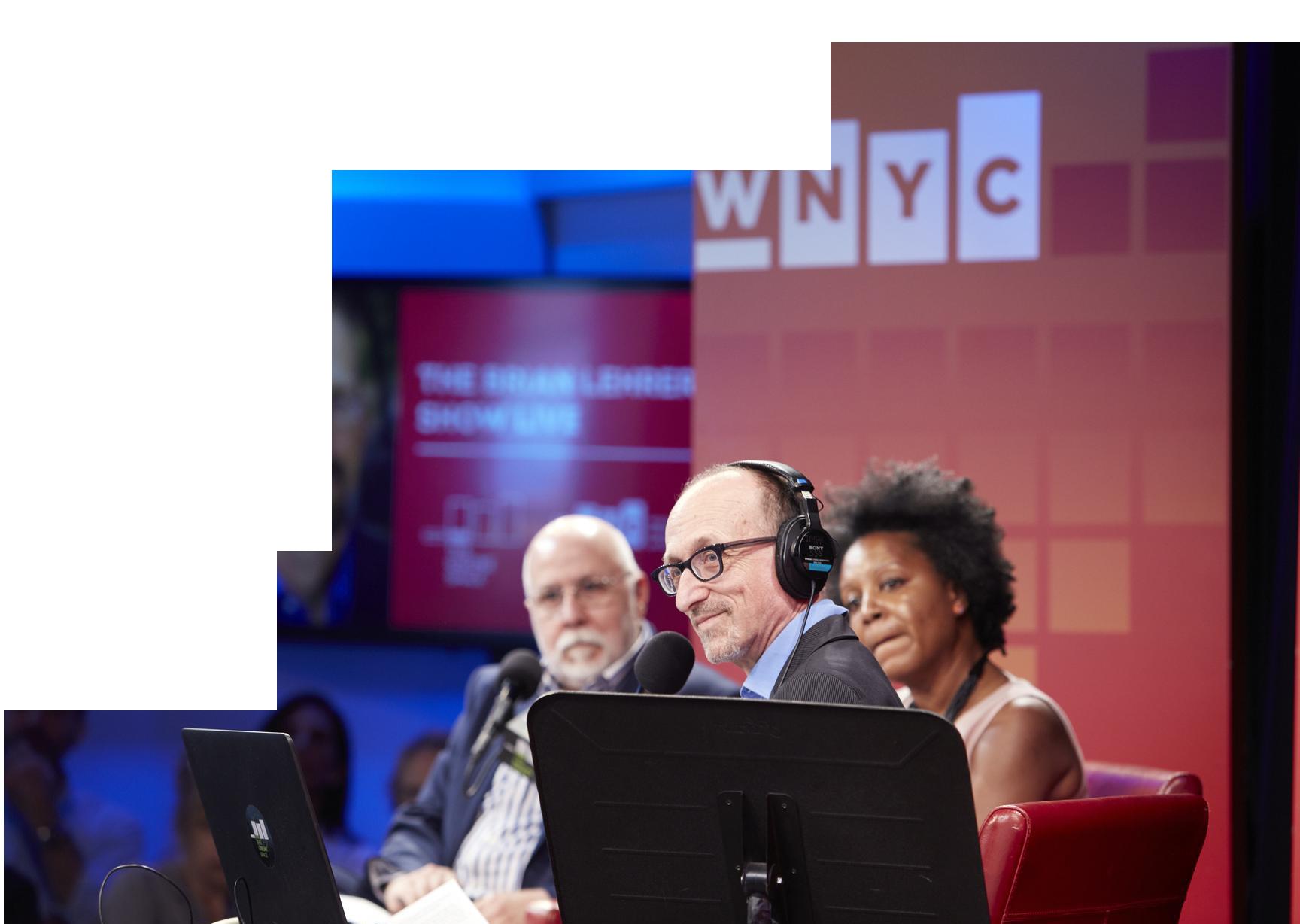 The Brian Lehrer Show Live