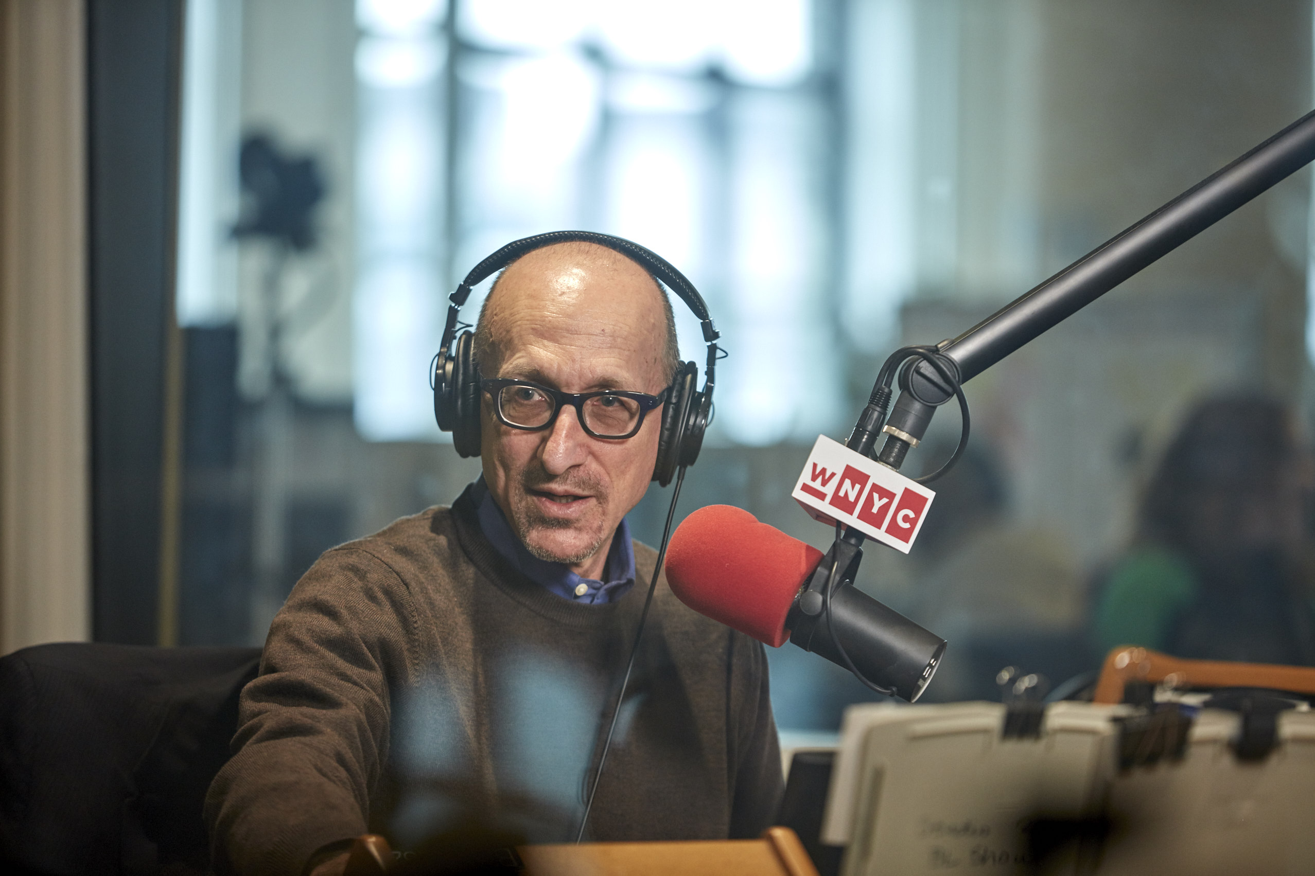 The Brian Lehrer Show Live: Covering Climate Now