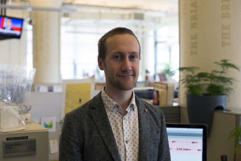 Photo of Simon Adler