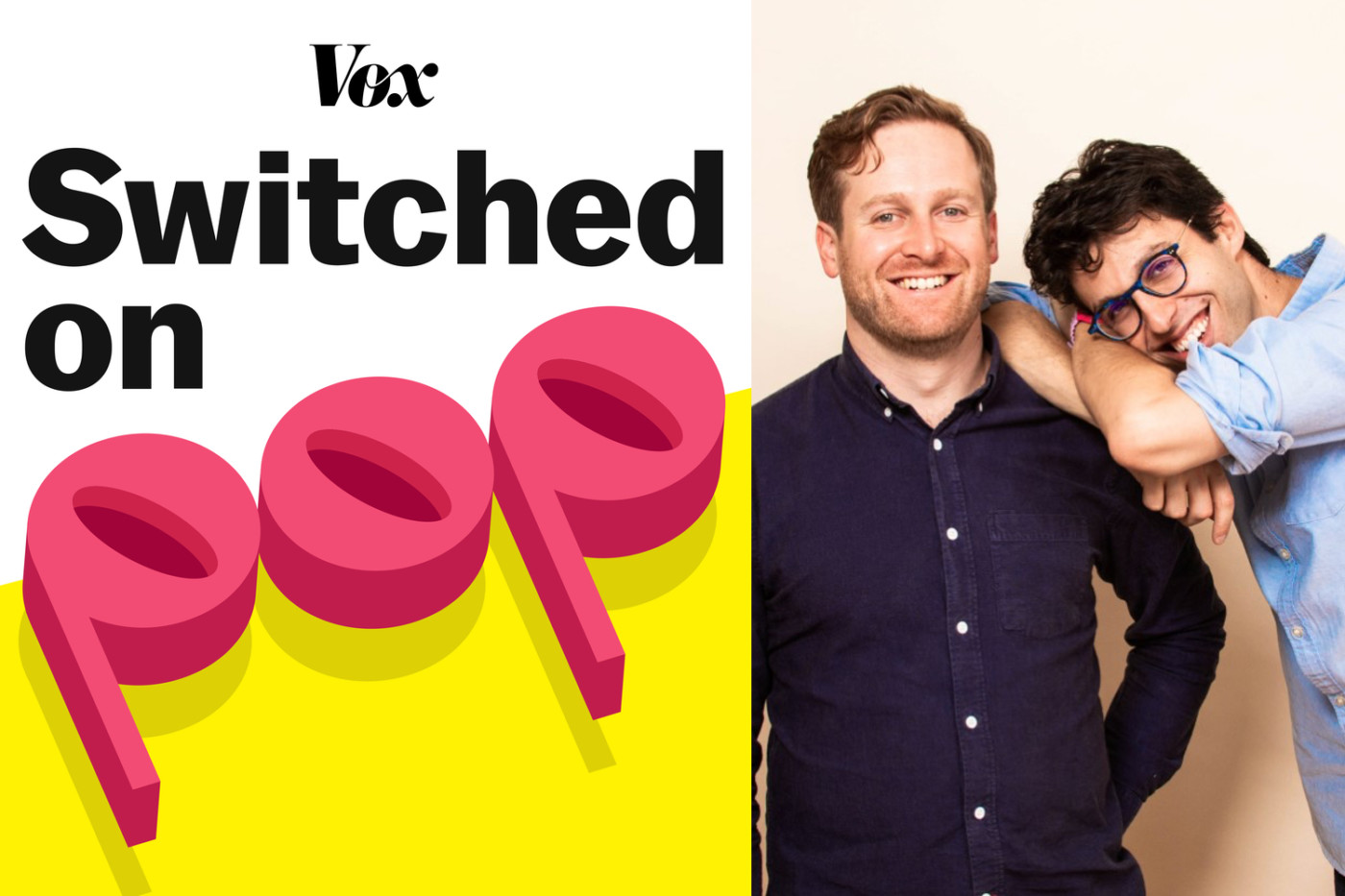 Podcast Mixtape: Switched on Pop