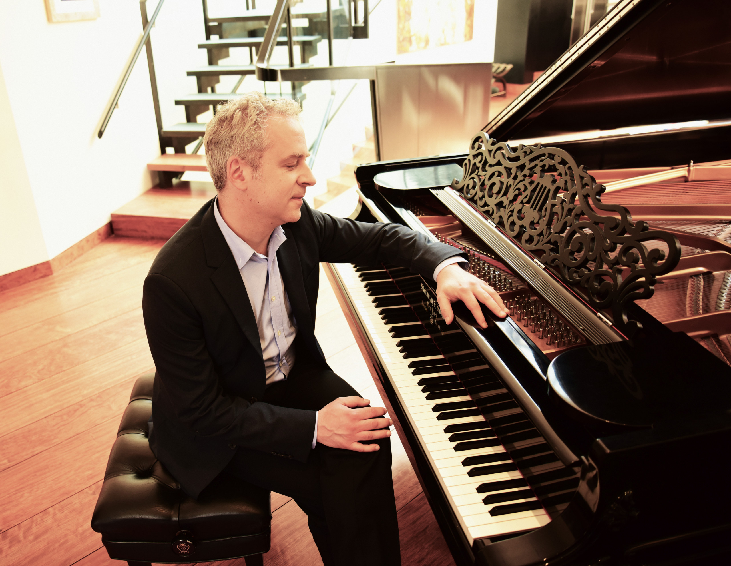 Bach's Well-Tempered Lens with Jeremy Denk