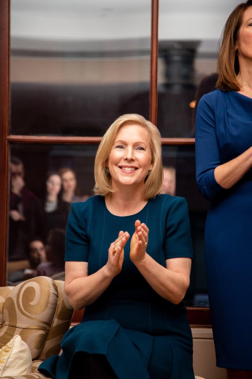 Generator Series: Senator Kirsten Gillibrand