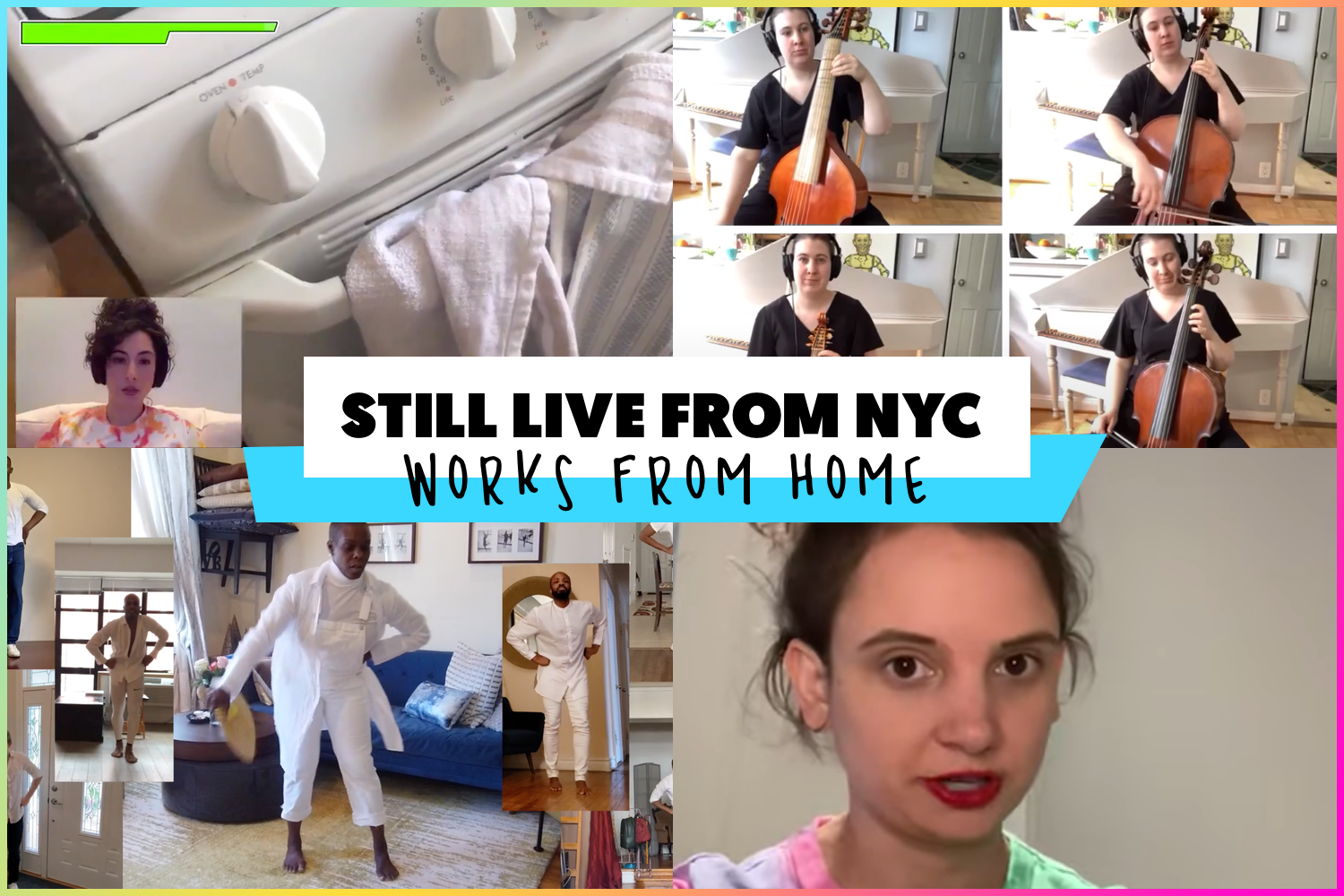 (Still) Live from New York: Works from Home, Ep. 5
