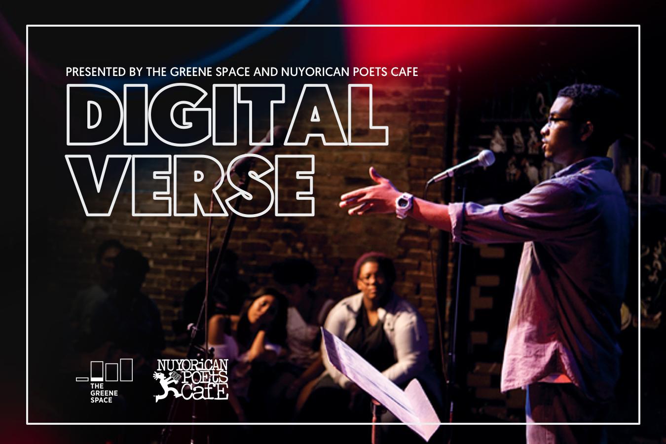 Digital Verse: Nuyorican Poets Cafe x TGS