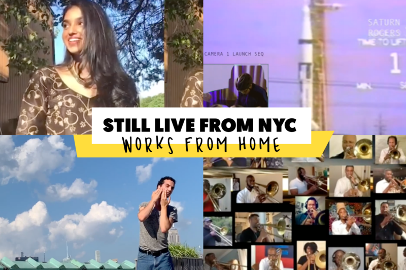 Still Live from NYC image