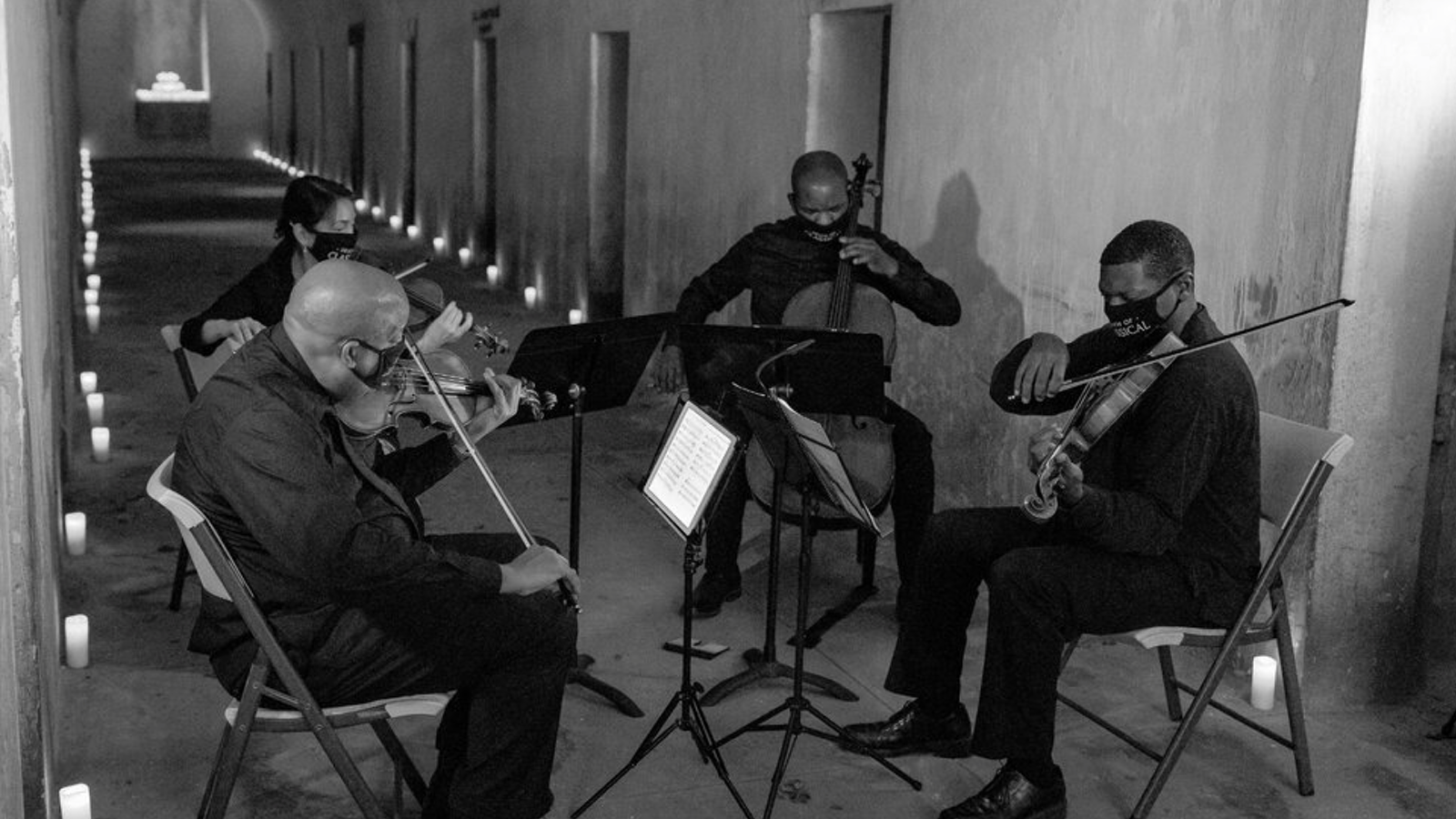 The Harlem Chamber Players' 13th Annual Black History Month Celebration
